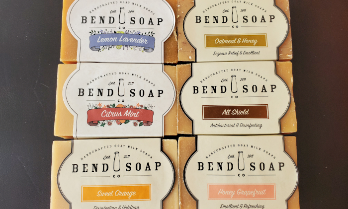 Bend Soaps All Natural Skincare Review